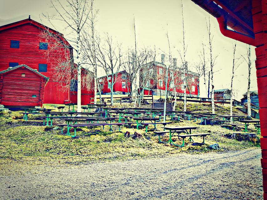 Edsbyn in my ❤ #edsbyn #hälsingland #playwitheffects #picsart