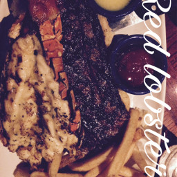 lobster steakdinner freetoedit