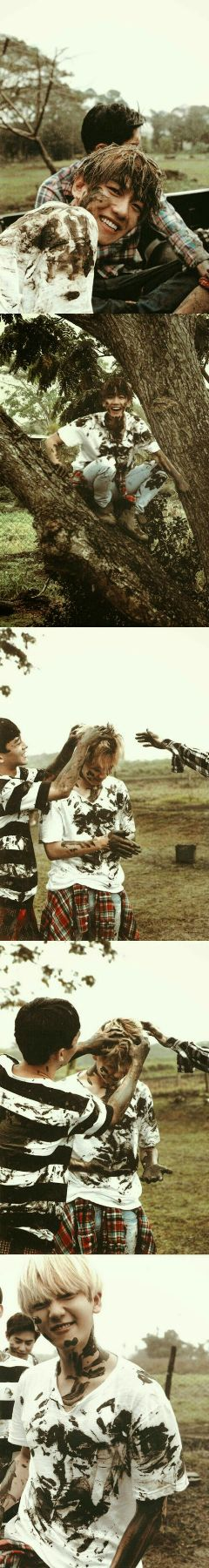 exo kpop perfect cute mud