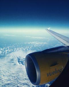 freetoedit picsart picsarteffects airplane sky