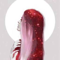 galaxyhair freetoedit