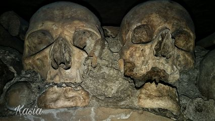 photography travel paris catacombes
