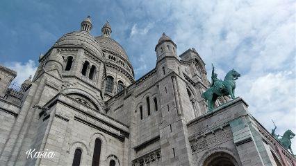 photography travel architecture paris sacrecoeur