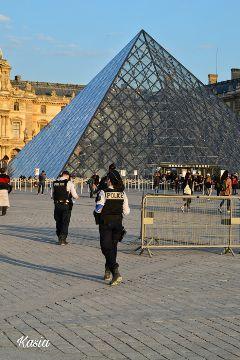 photography travel architecture paris louvre