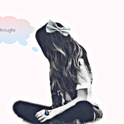 mythoughts freetoedit mytroughs followme