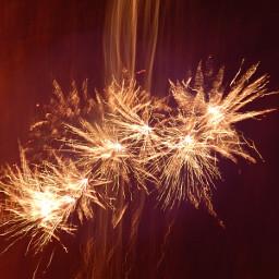 firework fireworks bright night explotion freetoedit