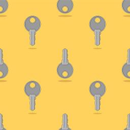 freetoedit background keys yellow