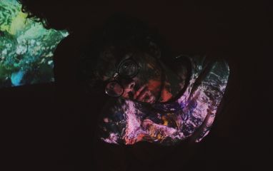 projection portrait
