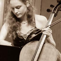 interesting cellist classicalmusic elegant art freetoedit