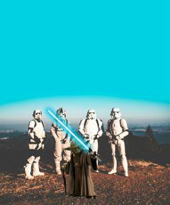 freetoedit dailyremix starwars yoda starwarsremix