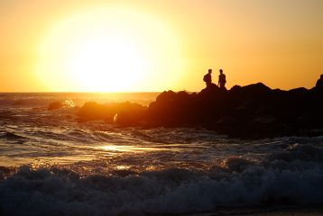 sandiego california beach sunset photography