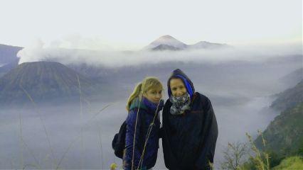 freetoedit bromomountain tourist candid travelers