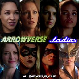 arrow arrowcw arrowseason5 theflash theflashcw