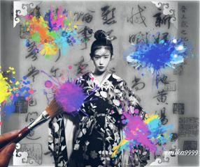 freetoedit myedit photography paintbrush splash