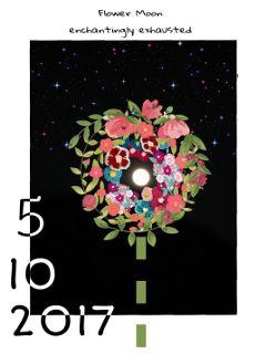 freetoedit enchantinglyexhausted moon flowermoon fullmoon