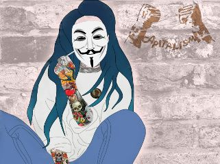 freetoedit anonymous revolution niceday capitalism