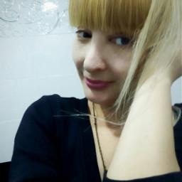 selfie emotions blonde girl freetoedit